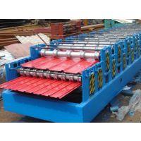 渤海900/910双层彩钢压瓦机制作更精准板型更完美知名品牌畅销全国各地
