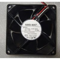 原装正品NMB变频器风扇 3110KL-04W-B29 12V 80*80*25mm静音散热风扇
