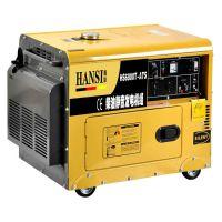 5KW静音箱柴油发电机