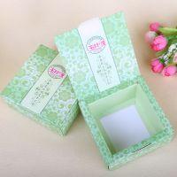 手工皂纸盒 广州厂家定做翻盖肥皂彩盒 盛财工厂可定制香皂天地盖包装盒子