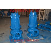 200-400-10-22 80WQ50-18-5.5潜水排污泵80WQ50-18-5.5无堵塞