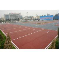 彩色透水混凝土助力全国海绵城市建设茂璟地坪提供