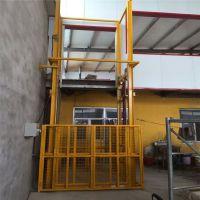 大型厂房专用升降机--家用小型升降货梯---邓州生产厂家天锐机械
