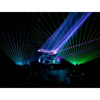 万圣激光供应WS-LASER-RGB-15W广告激光灯