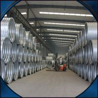 西藏阿里炜荣大牌钢波纹管涵洞金属大口径波纹管涵厂家直销 衡水质造