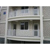 河北瑞才定做阳台方管小区锌钢护栏