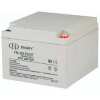 FM/BB1228T|阿里鸿贝BABY蓄电池|12V28AH铅酸免维护蓄电池