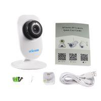 SP009B劲爆款无线网络摄像头 wifi高清无线智能摄像机 卡片机监控