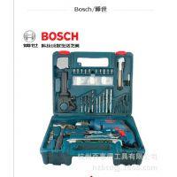 博世GSB600RE13冲击钻多功能电钻两用手电钻套装家用电动工具箱