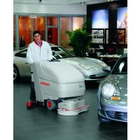 Omnia 32 BT电源驱动手推式大型全自动洗地机