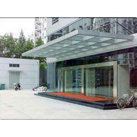 中山玻璃雨棚搭建安装公司|珠海市钢化玻璃雨篷设计制作施工公司