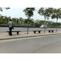 1.8米仿木坐凳合金塑料模具