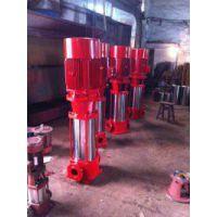 泉柴 杭州消防泵厂家XBD2.1/150-300L-480B单级 室内消火栓泵55kw喷淋泵