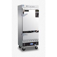 美厨精工燃气蒸饭车MC-JR8 商用8盘燃气蒸箱