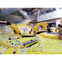 凯欣商场活动百万海洋球派对 海洋球池浮具 儿童充气蹦床 滑梯