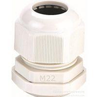 厂家销直销尼龙环保防水接头防水接头M20*1.5,黑色白色均有