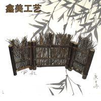 强力推荐小型竹篱笆 茶道零配 日韩料理装饰用品