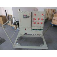 手推式可移动防爆照明(动力)配电箱BDG58,移动式配电箱方便灵活
