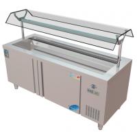 供应展示柜冷柜沈阳鲁博经济型展示柜冷柜(L1001-21)