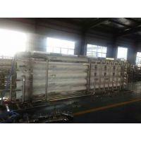 全自动10吨双级反渗透设备 纯净水设备 桶装水厂 安徽纳洁
