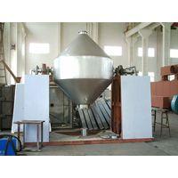 供应SZG-2000双锥回转真空干燥机,回转真空烘干设备--常州力发干燥