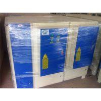 供应低温等离子分解废气/炼油化工废气/油漆厂工业废气处理成套设备