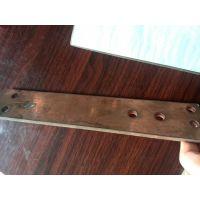 供应T4铜板切割加工-水切割铜排专用切割加工价格