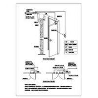 RXPM-F100B二总线制防火门监控系统