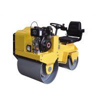 山东厂家直销GNYL-850小型驾驶式压路机