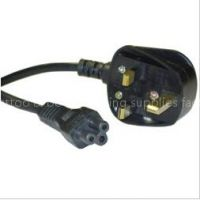 UK Tattoo Power Supply Plug Cable Power Line