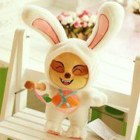 正版lol英雄联盟提莫兔公仔毛绒玩具兔宝宝玩偶娃娃创意礼物