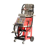 SA-200钢铝车身通用汽车外形修复机 汽车焊接维修设备钣金工具整形机批发