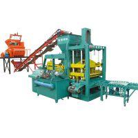 供应宏发砖机销售QTJ6-15型砌块成型机销售厂家