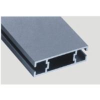 超值:标摊横梁联板 五分双槽/四槽扁铝 七分四槽联板 广交会铝料生产厂家