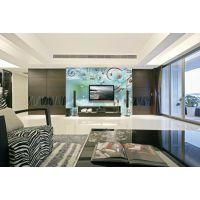 英仑壁画 (E50003)供应防污防潮花卉型壁画 电视沙发 客厅卧室背景墙无纺布