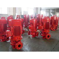 漫洋XBD2.6/10-65*2边立式多级消防泵/厂家直销