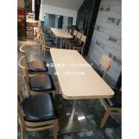小熊猫中餐厅桌椅横岗厂做好 横岗厂专业定制卡座沙发 来样定制实木餐椅