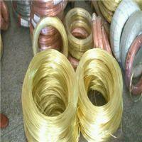 开创 H62硬态黄铜线 镀锡螺丝用黄铜线价格
