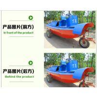 龙泉割草船|除草船找万英全液压式小型水面割草船