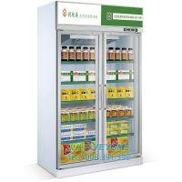 悦优美药品阴凉柜 药品药店药房阴凉冰箱立式展示柜 符合新版GSP认证药品阴凉柜冷藏柜