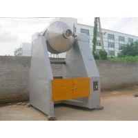 逸通滚桶式粉体搅拌机360度翻转应用于添加微量液体的粉体混合设备