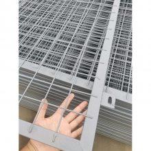 防护网防护栏 铝型材隔离网 护栏网厂