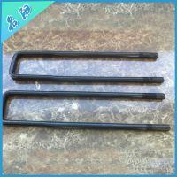 主营热销 国标u型螺丝螺栓 护栏网用热镀锌U型螺栓