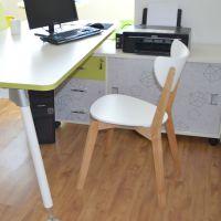 [杰森家具]宜家时尚现代个性实木餐椅子 诺米拉椅子家具厂家批发
