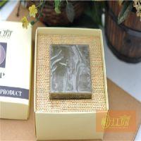 宜春星月科技供应规模的高端纸盒装绿茶洁面手工皂,错过了就没有了 :安徽高端礼盒手工皂批发