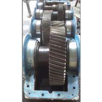 江苏泰兴牌ZSY560-80硬齿面减速机一轴二轴三轴齿轮配件