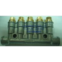 SHOWA分配器DPB15-16,机床油排,分油块,日本进口SHOWA分配器