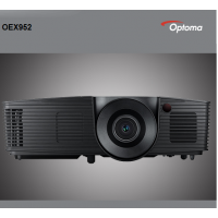 奥图码 OEX952 高亮商务教育投影仪