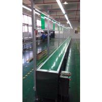 流水线生产线皮带线输送机丝印拉水帘柜物流线插件线