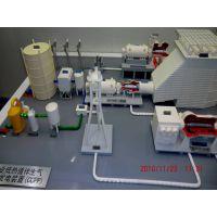 生物质能发电演示模型